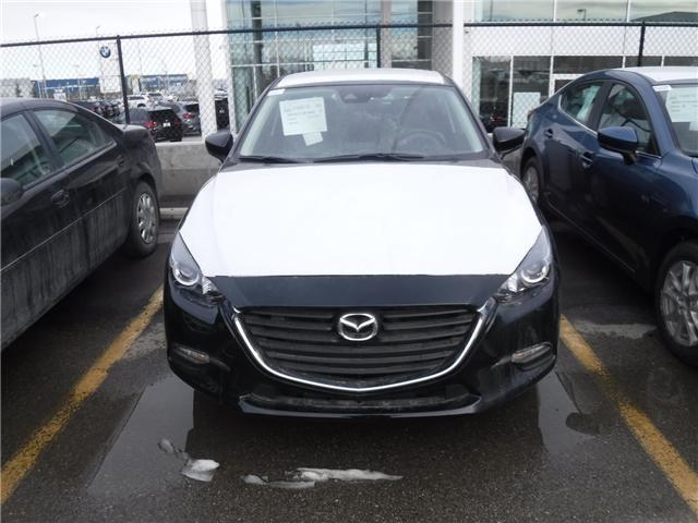 2018 Mazda Mazda3  (Stk: M1879) in Calgary - Image 1 of 1
