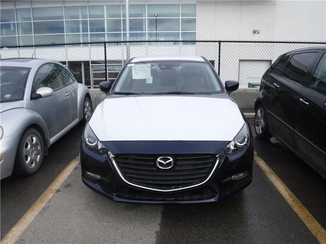 2018 Mazda Mazda3  (Stk: M1876) in Calgary - Image 1 of 1