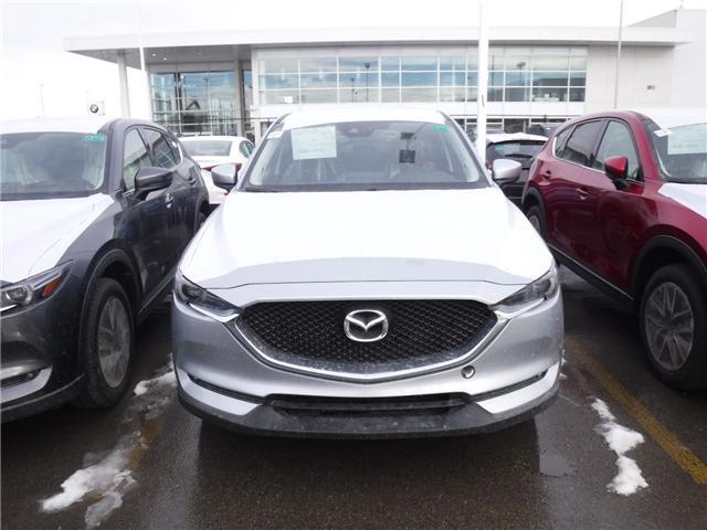 2018 Mazda CX-5 GT (Stk: M1801) in Calgary - Image 1 of 1