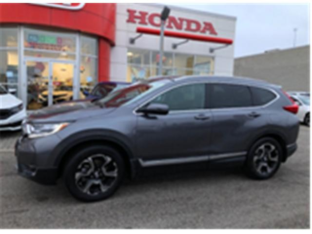 2018 Honda CR-V Touring (Stk: J9412) in Georgetown - Image 1 of 9