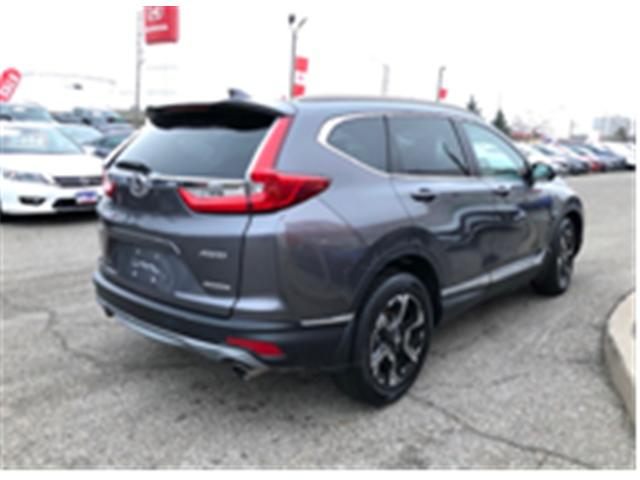 2018 Honda CR-V Touring (Stk: J9412) in Georgetown - Image 2 of 9