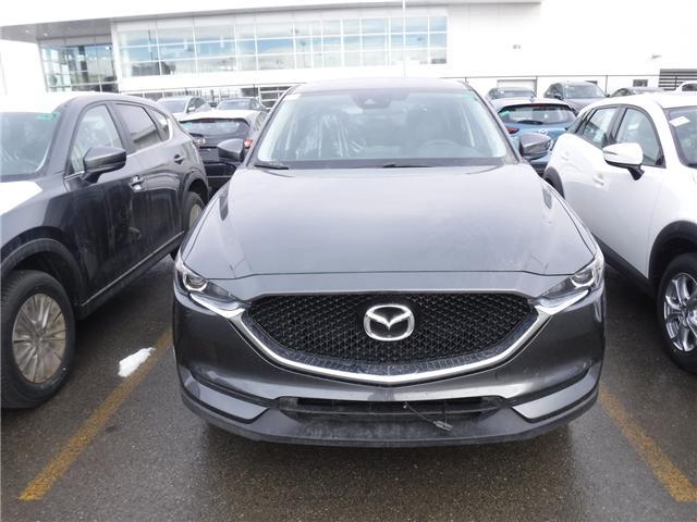 2018 Mazda CX-5 GS (Stk: M1911) in Calgary - Image 1 of 1