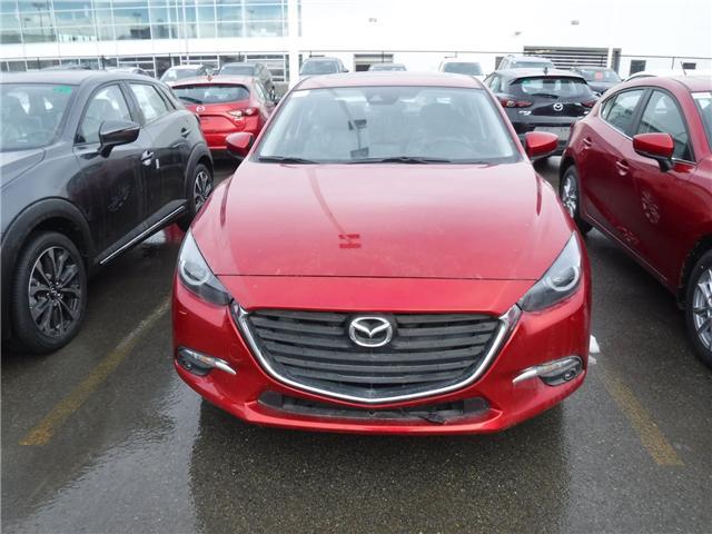 2018 Mazda Mazda3 GT (Stk: M1189) in Calgary - Image 1 of 1