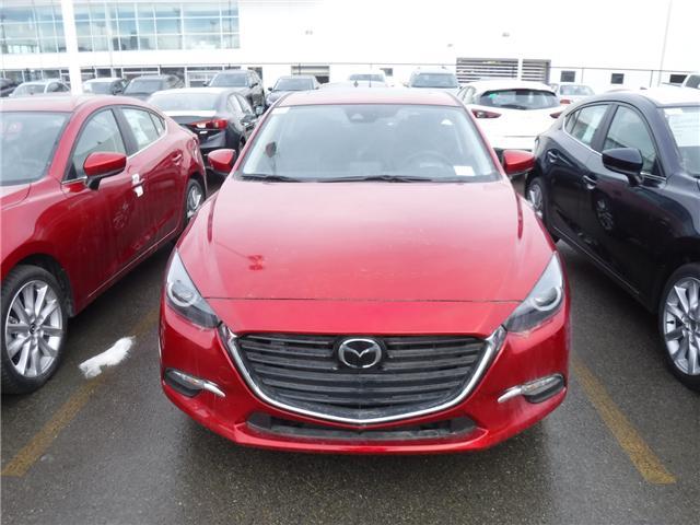 2018 Mazda Mazda3  (Stk: M1844) in Calgary - Image 1 of 1