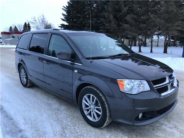 2014 Dodge Grand Caravan SE/SXT (Stk: T18-143A) in Nipawin - Image 1 of 25