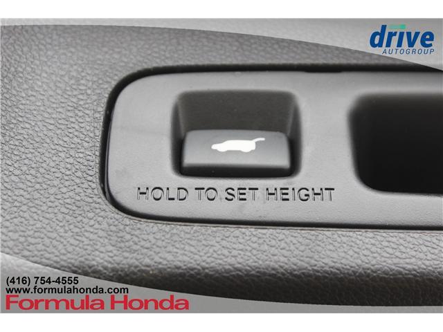2017 Honda CR-V Touring (Stk: B10662) in Scarborough - Image 23 of 33