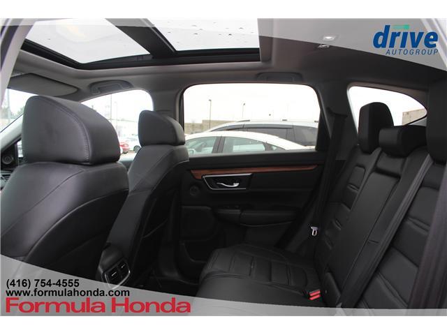 2017 Honda CR-V Touring (Stk: B10662) in Scarborough - Image 24 of 33