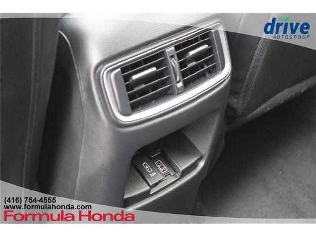 2017 Honda CR-V Touring (Stk: B10662) in Scarborough - Image 26 of 33