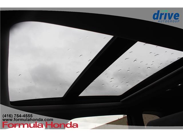 2017 Honda CR-V Touring (Stk: B10662) in Scarborough - Image 16 of 33