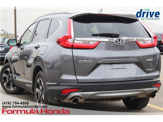 2017 Honda CR-V Touring (Stk: B10662) in Scarborough - Image 5 of 33