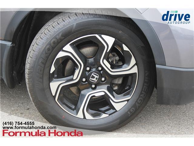 2017 Honda CR-V Touring (Stk: B10662) in Scarborough - Image 29 of 33