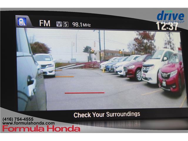 2015 Honda Accord Touring V6 (Stk: B10691) in Scarborough - Image 12 of 36