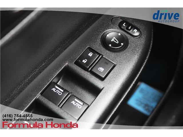 2015 Honda Accord Touring V6 (Stk: B10691) in Scarborough - Image 25 of 36