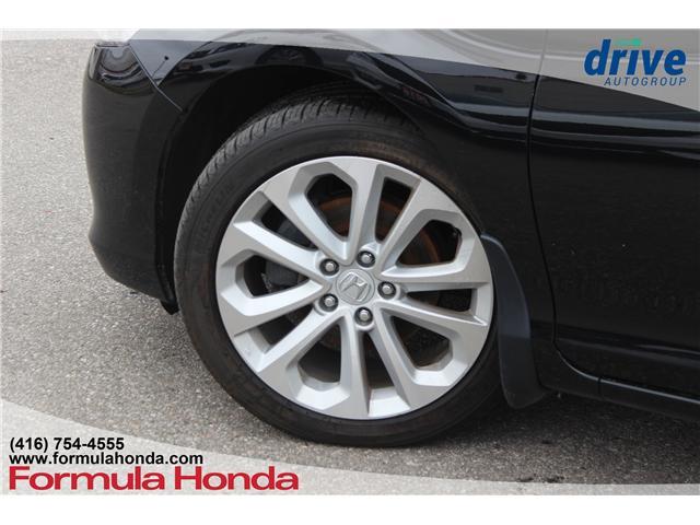 2015 Honda Accord Touring V6 (Stk: B10691) in Scarborough - Image 29 of 36