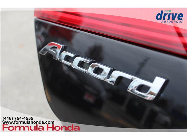 2015 Honda Accord Touring V6 (Stk: B10691) in Scarborough - Image 30 of 36