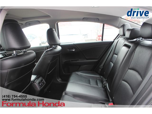 2015 Honda Accord Touring V6 (Stk: B10691) in Scarborough - Image 33 of 36