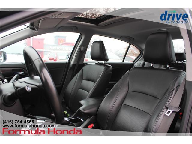 2015 Honda Accord Touring V6 (Stk: B10691) in Scarborough - Image 8 of 36