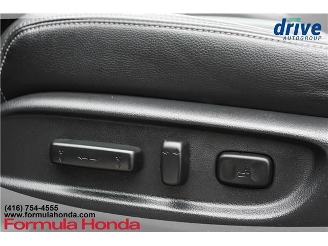 2015 Honda Accord Touring V6 (Stk: B10691) in Scarborough - Image 26 of 36