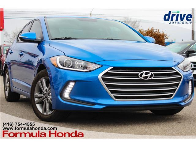 2017 Hyundai Elantra GL (Stk: B10785) in Scarborough - Image 1 of 24