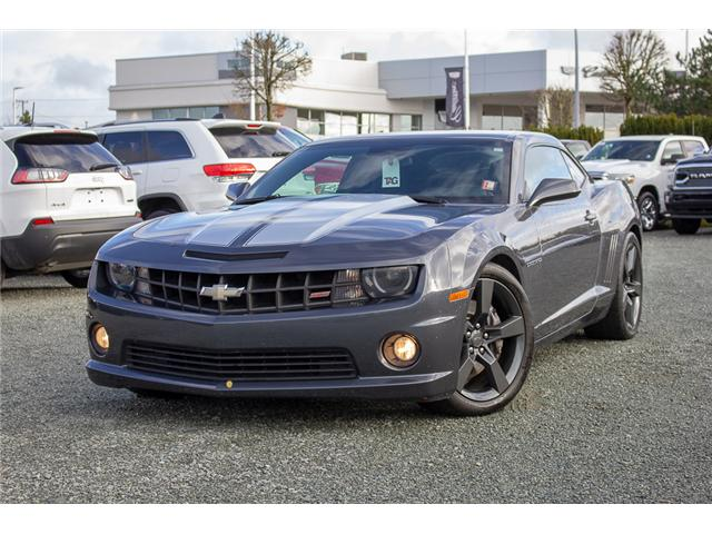 2010 Chevrolet Camaro SS (Stk: J394952A) in Abbotsford - Image 3 of 24