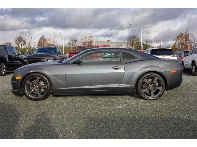 2010 Chevrolet Camaro SS (Stk: J394952A) in Abbotsford - Image 4 of 24