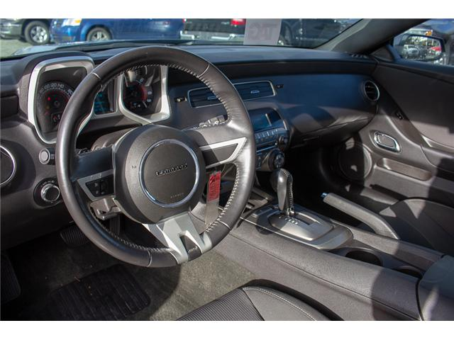 2010 Chevrolet Camaro SS (Stk: J394952A) in Abbotsford - Image 17 of 24