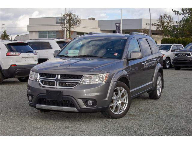 2012 Dodge Journey R/T (Stk: K183619A) in Abbotsford - Image 3 of 28