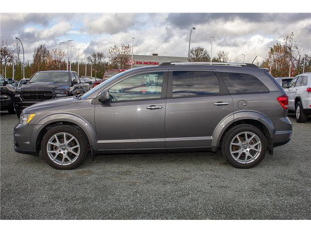 2012 Dodge Journey R/T (Stk: K183619A) in Abbotsford - Image 4 of 28