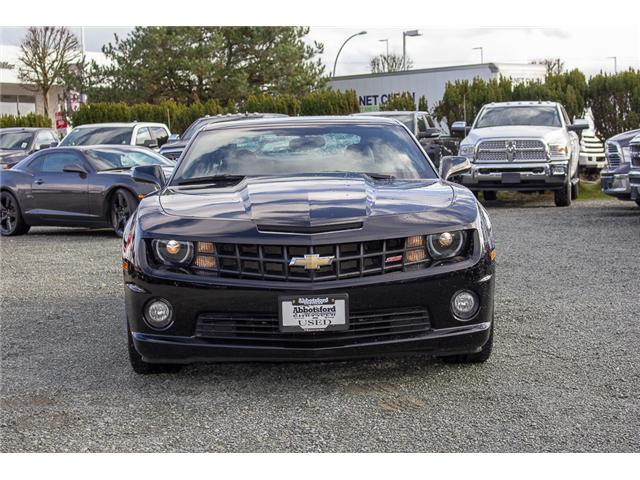 2012 Chevrolet Camaro 1SS (Stk: K511774A) in Abbotsford - Image 2 of 24