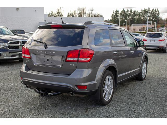 2012 Dodge Journey R/T (Stk: K183619A) in Abbotsford - Image 7 of 28