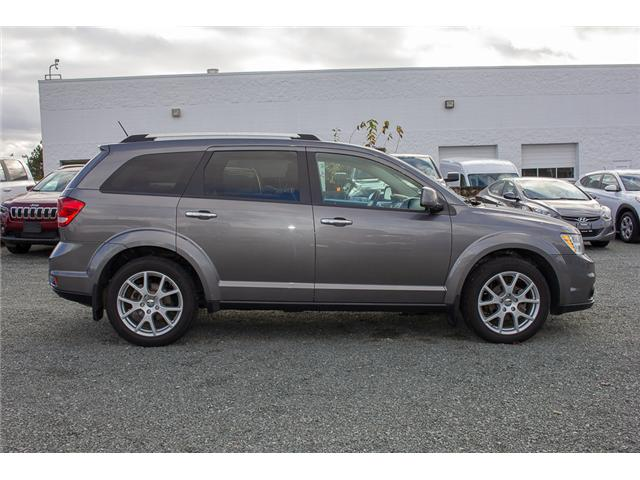 2012 Dodge Journey R/T (Stk: K183619A) in Abbotsford - Image 8 of 28