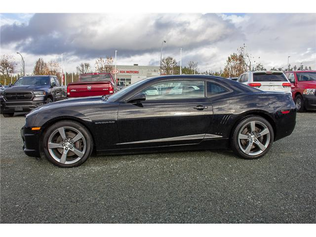 2012 Chevrolet Camaro 1SS (Stk: K511774A) in Abbotsford - Image 4 of 24