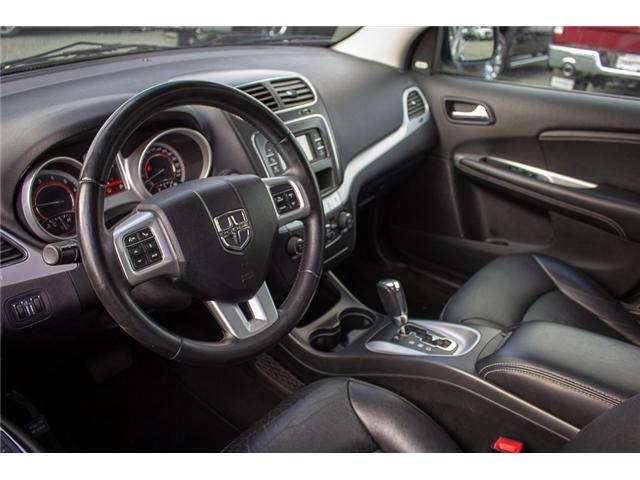 2012 Dodge Journey R/T (Stk: K183619A) in Abbotsford - Image 12 of 28