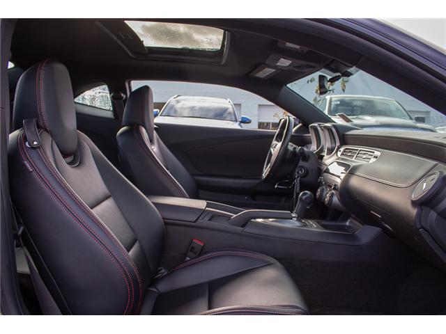 2012 Chevrolet Camaro 1SS (Stk: K511774A) in Abbotsford - Image 14 of 24
