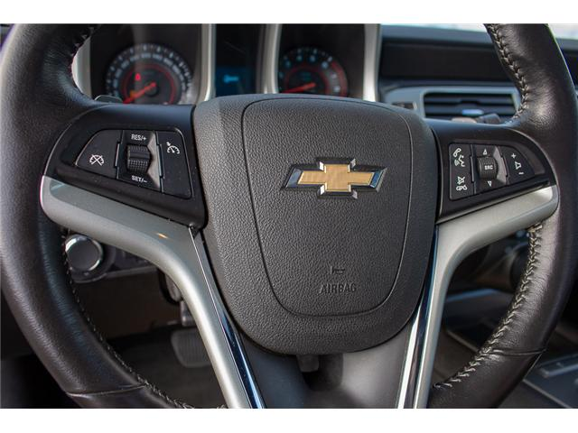 2012 Chevrolet Camaro 1SS (Stk: K511774A) in Abbotsford - Image 19 of 24