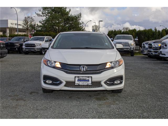 2015 Honda Civic EX-L Navi (Stk: AH8762) in Abbotsford - Image 2 of 24