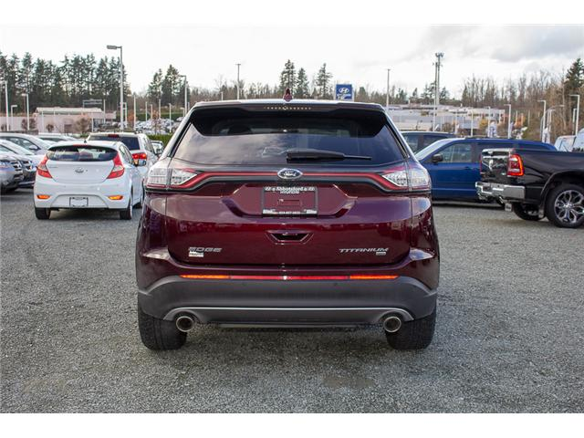 2017 Ford Edge Titanium (Stk: JT836410A) in Abbotsford - Image 6 of 28