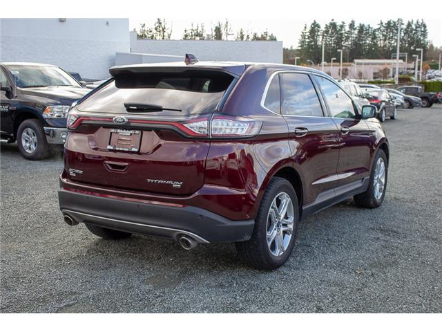 2017 Ford Edge Titanium (Stk: JT836410A) in Abbotsford - Image 7 of 28
