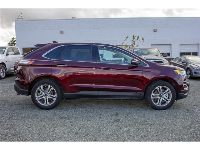 2017 Ford Edge Titanium (Stk: JT836410A) in Abbotsford - Image 8 of 28