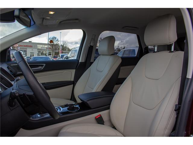 2017 Ford Edge Titanium (Stk: JT836410A) in Abbotsford - Image 10 of 28
