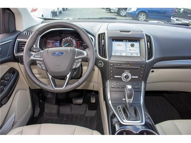 2017 Ford Edge Titanium (Stk: JT836410A) in Abbotsford - Image 13 of 28