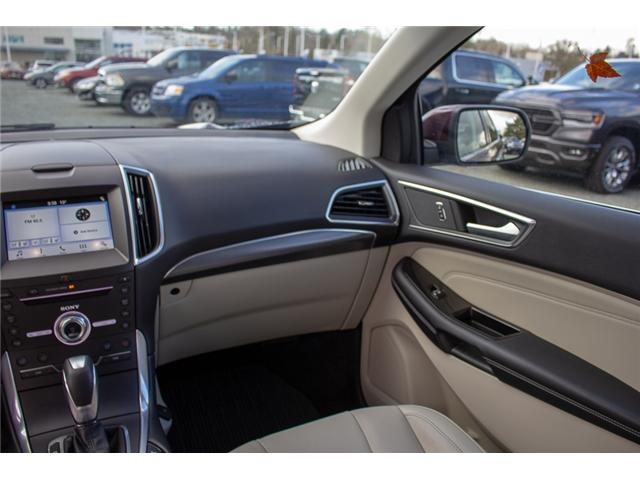 2017 Ford Edge Titanium (Stk: JT836410A) in Abbotsford - Image 14 of 28