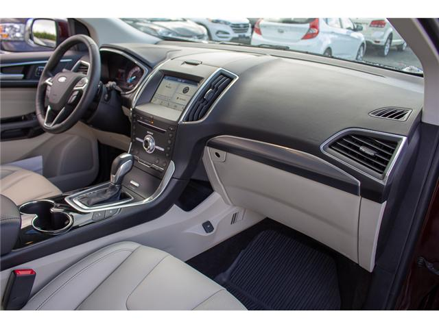 2017 Ford Edge Titanium (Stk: JT836410A) in Abbotsford - Image 17 of 28