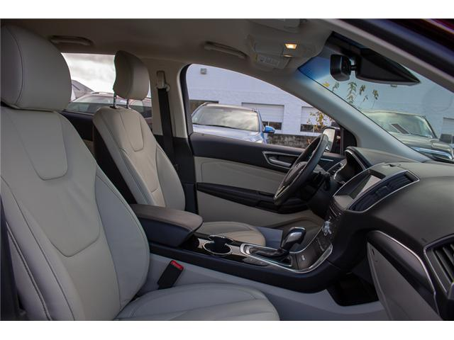2017 Ford Edge Titanium (Stk: JT836410A) in Abbotsford - Image 18 of 28