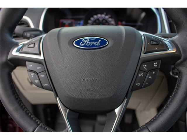 2017 Ford Edge Titanium (Stk: JT836410A) in Abbotsford - Image 20 of 28