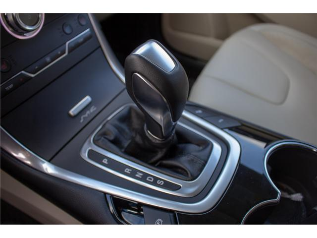 2017 Ford Edge Titanium (Stk: JT836410A) in Abbotsford - Image 26 of 28