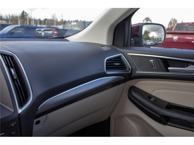 2017 Ford Edge Titanium (Stk: JT836410A) in Abbotsford - Image 27 of 28
