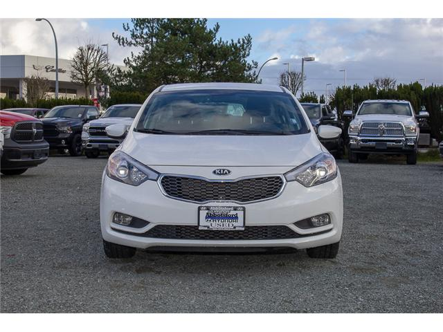 2016 Kia Forte 1.8L LX (Stk: AH8769) in Abbotsford - Image 2 of 26