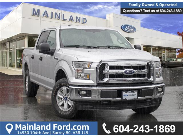 2017 Ford F-150 XLT (Stk: 8F12476A) in Surrey - Image 1 of 23
