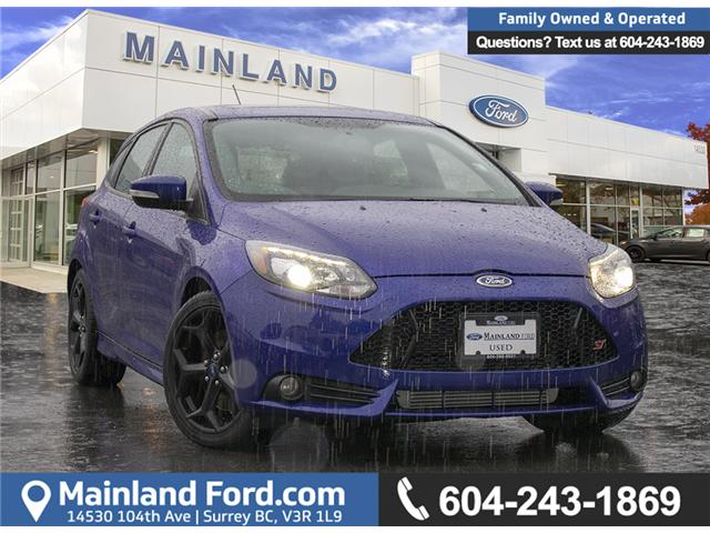 2014 Ford Focus ST Base (Stk: P0466) in Surrey - Image 1 of 26